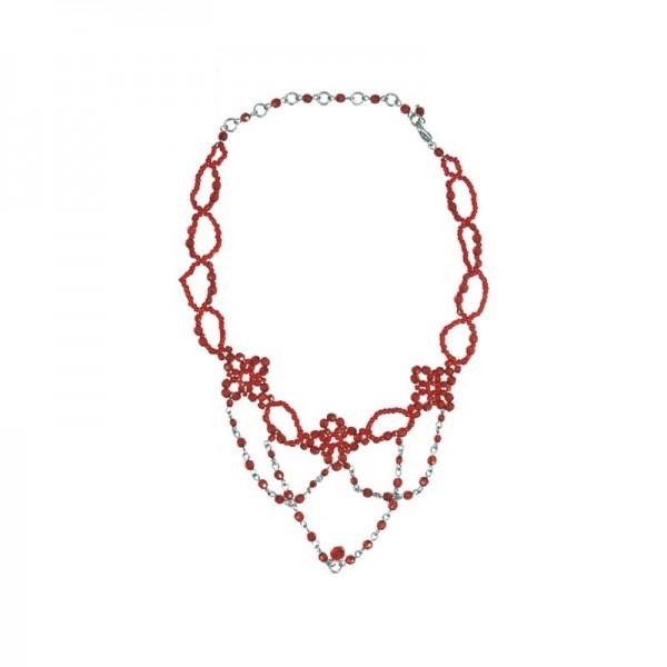 Glass Perlenkette