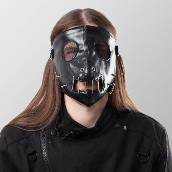 Leatherette Hannibal voll Maske