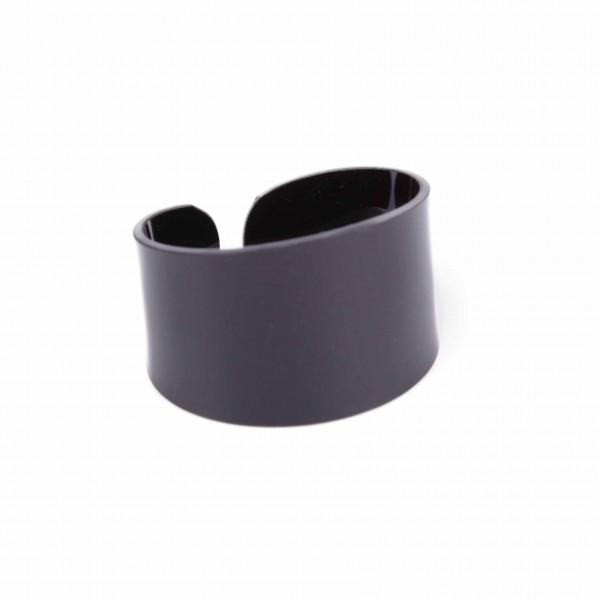 Plastik Armband Black Party