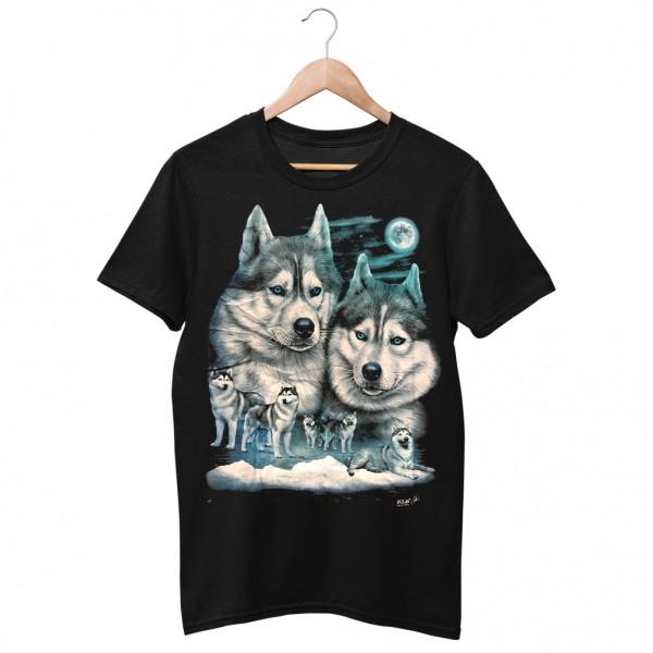 Wild Husky T-Shirt