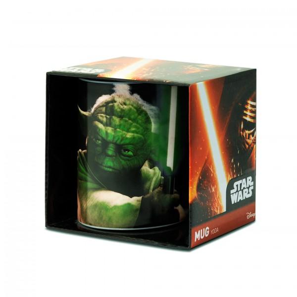Star Wars Yoda Kafeebecher ca.300ml