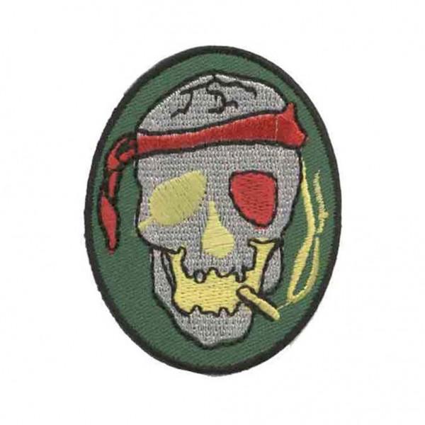 Totenkopf Pirat Patch