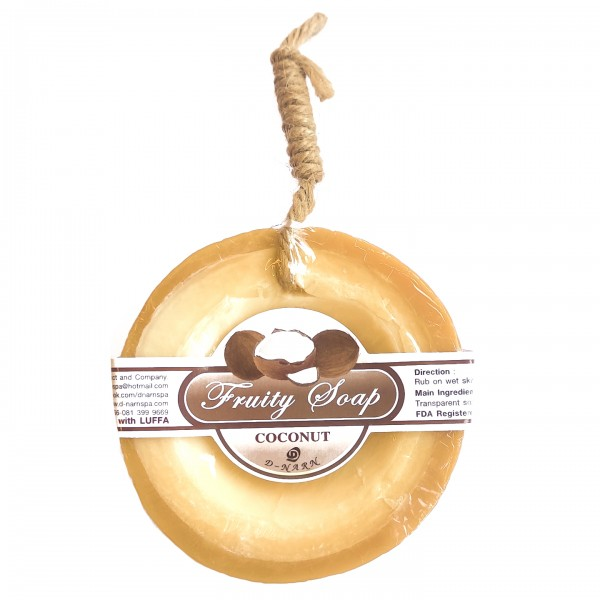 Kokosnuss Seife Soap handmade Thailand
