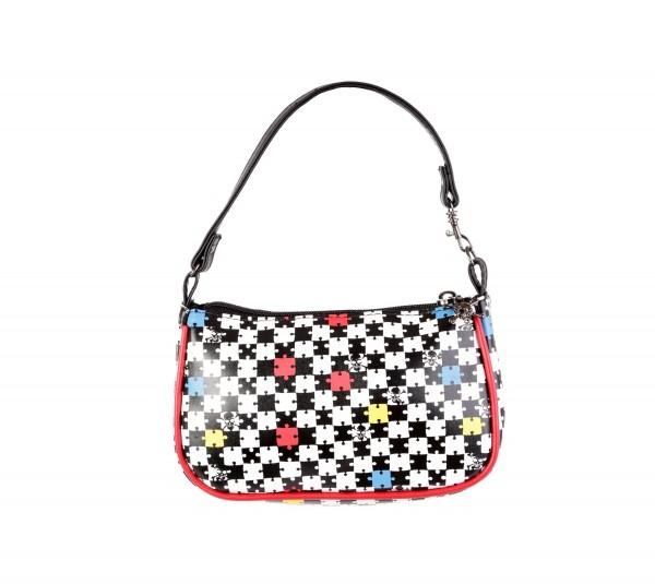 Puzzle Girlie Handtasche