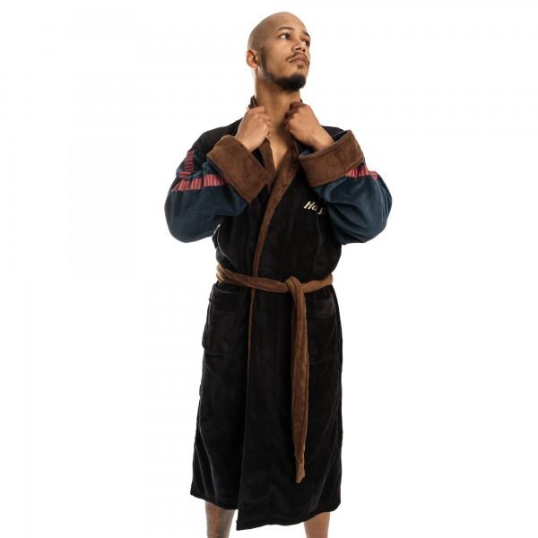 Star Wars Han Solo Bademantel Fleece Robe braun