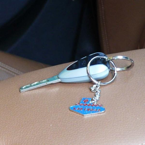 Las Vegas Schild Schlüsselanhänger
