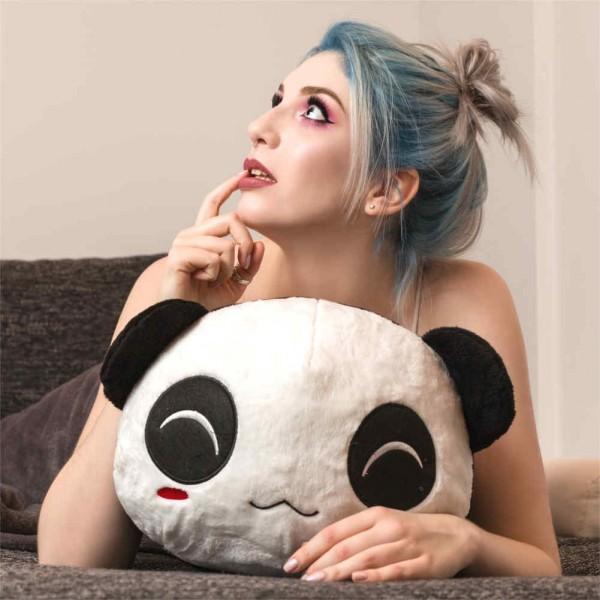 Geekinvader Nemu Neko Panda Plüschtier