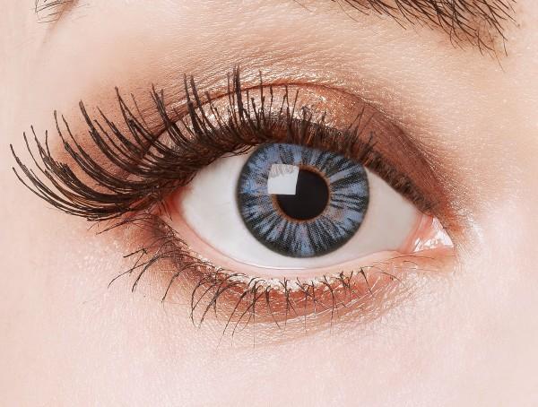 Big Eyes Dolly blau