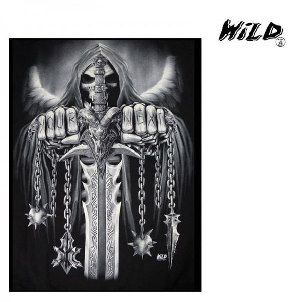 Wild Fleecedecke Your Next Reaper Skull Totenkopf