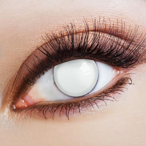 White Round Eyes