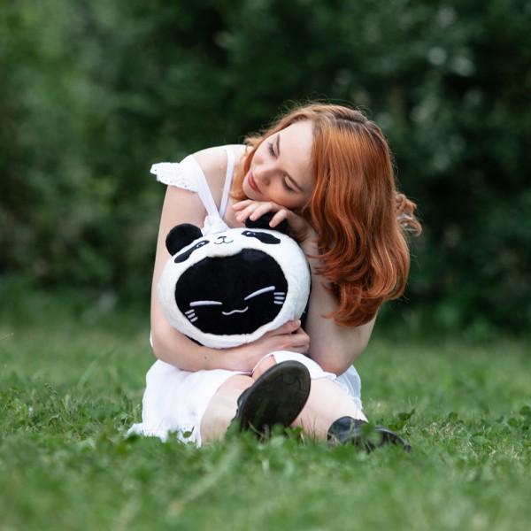 Geekinvader Nemu Neko Panda Plüschie