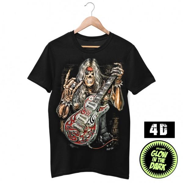 Wild Männer T-Shirt im 4D Design