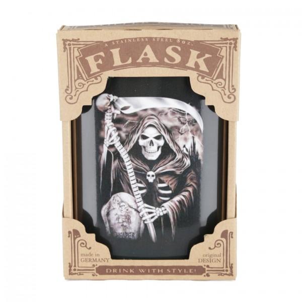 Fear the Reaper Flachmann