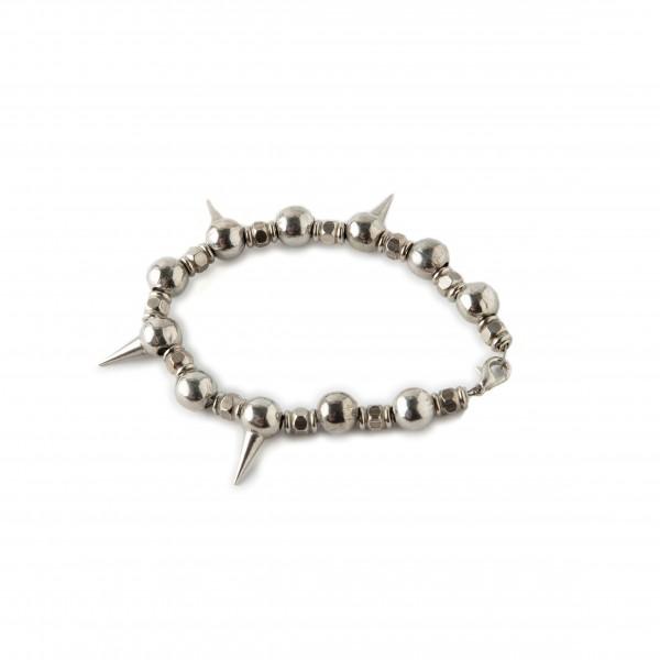 Spike Armband mit Perlen